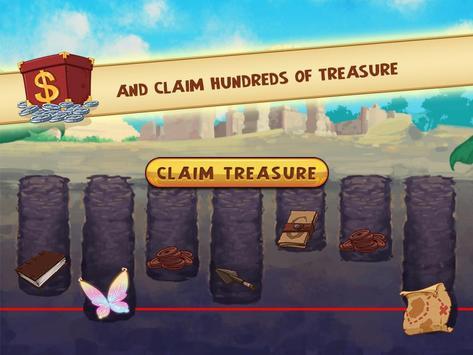 Solitaire: Treasure Hunter screenshot 7