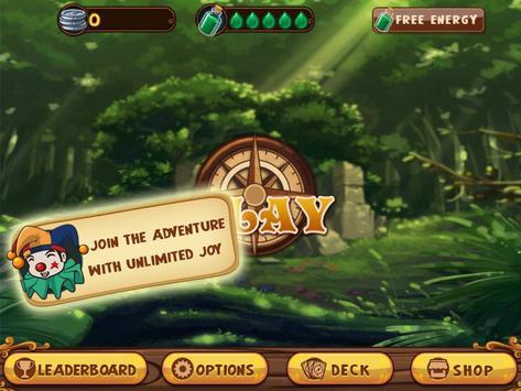Solitaire: Treasure Hunter screenshot 8