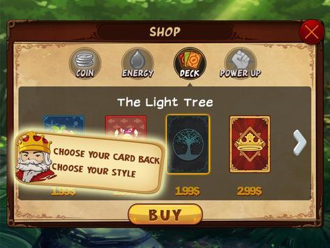 Solitaire: Treasure Hunter screenshot 9