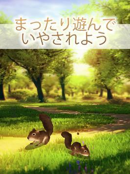 かわいいリス育成ゲーム - 完全無料!癒しのりす育成アプリ screenshot 8
