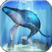クジラ育成ゲーム-完全無料まったり癒しの鯨を育てる放置ゲーム icon