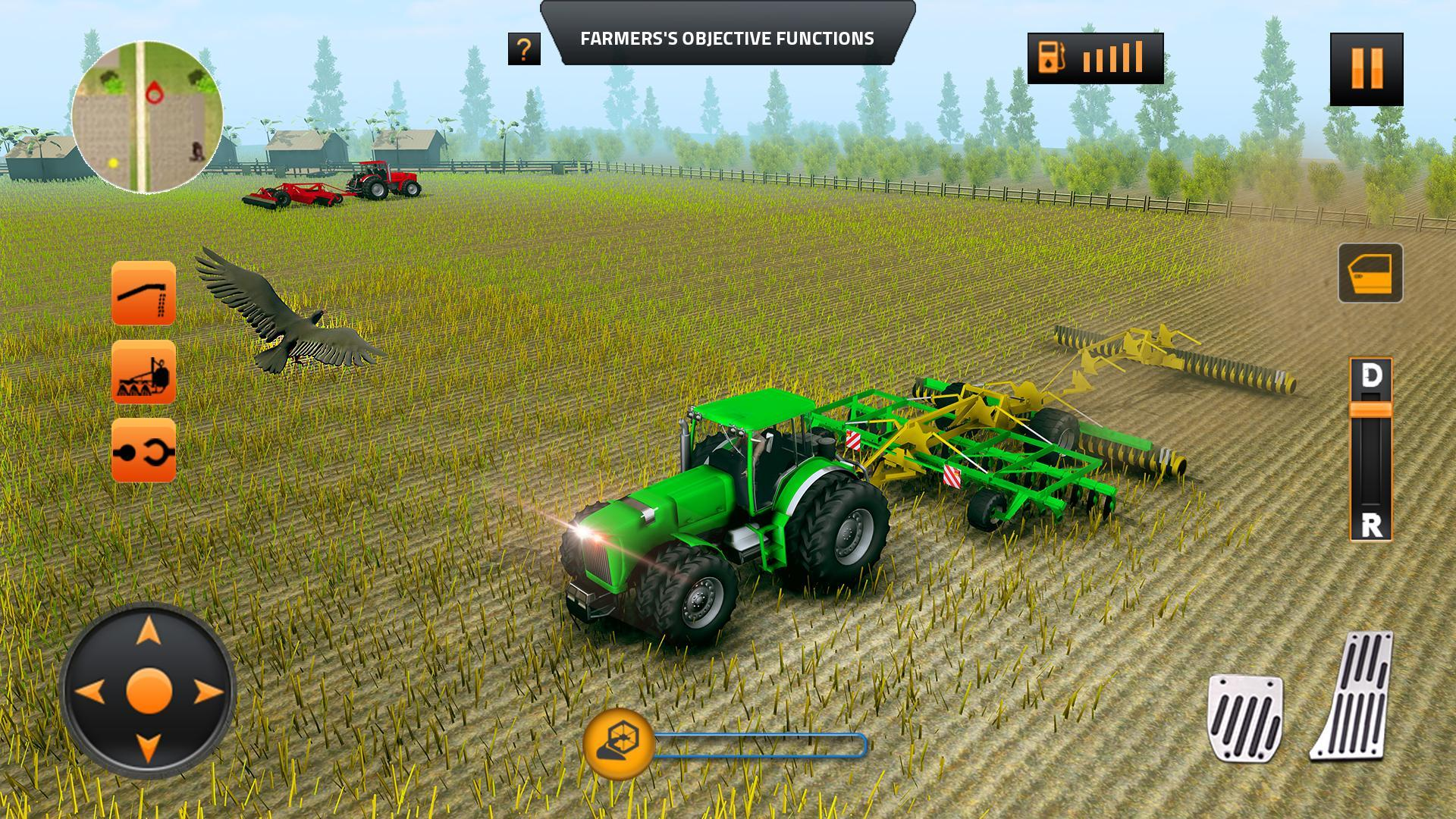 Real Tractor Farming Simulator 2019 for Android - APK Download