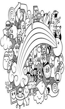 Ide Doodle Art apk screenshot