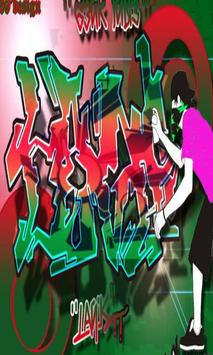 Ide Desain Grafiti screenshot 3