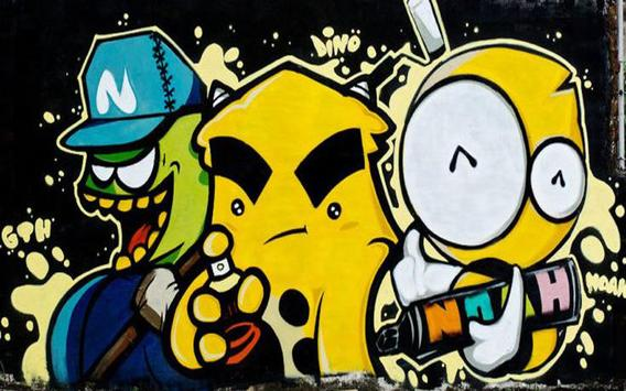 Ide Desain Grafiti screenshot 14