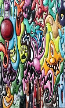 Ide Desain Grafiti screenshot 17