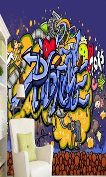 Ide Desain Grafiti screenshot 1