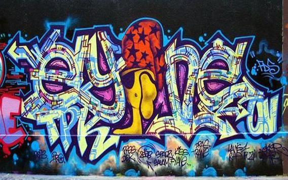 Ide Desain Grafiti screenshot 5