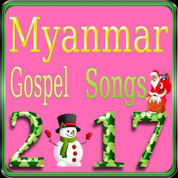 Myanmar Gospel Songs poster