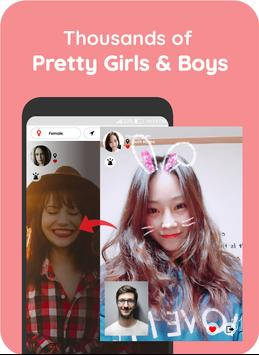 Random Video Chat : CanyChat apk screenshot