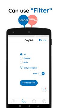 CanyChat - Free Random Voice Chat apk screenshot