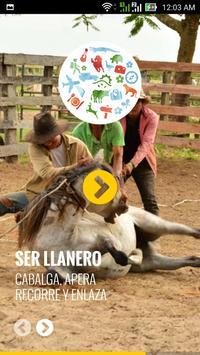 Casanare APP poster