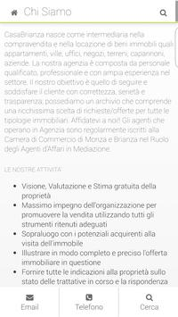 Casa Brianza 2.0 apk screenshot
