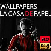 Wallpaper La casa de papel icon