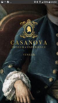 CASANOVA MUSEUM poster