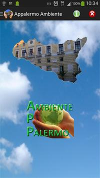 Appalermo Ambiente poster