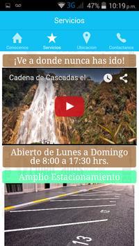 El Chiflon Cascadas apk screenshot