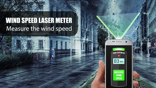 Wind Speed Laser Meter Simulator poster
