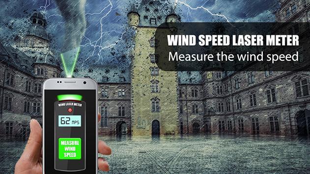 Wind Speed Laser Meter Simulator screenshot 3