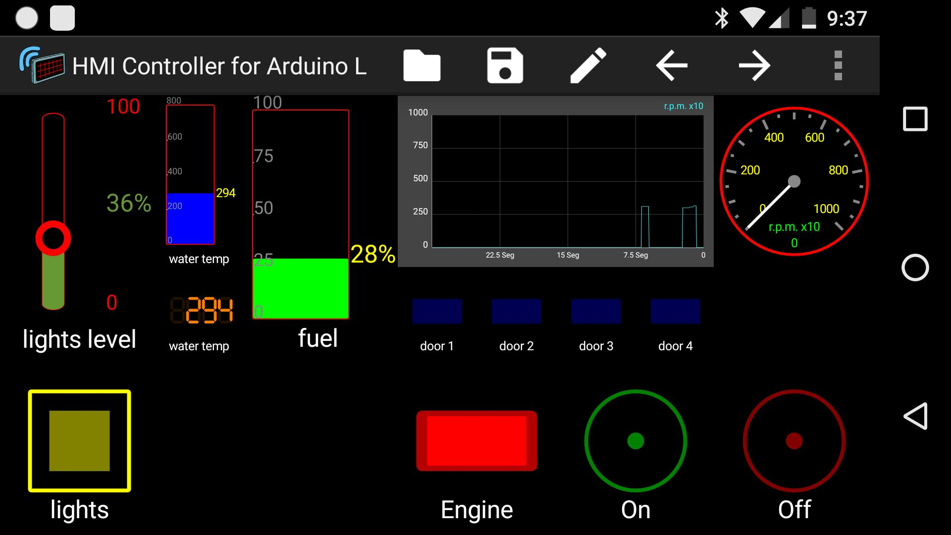 HMI Controller for Arduino L for Android - APK Download