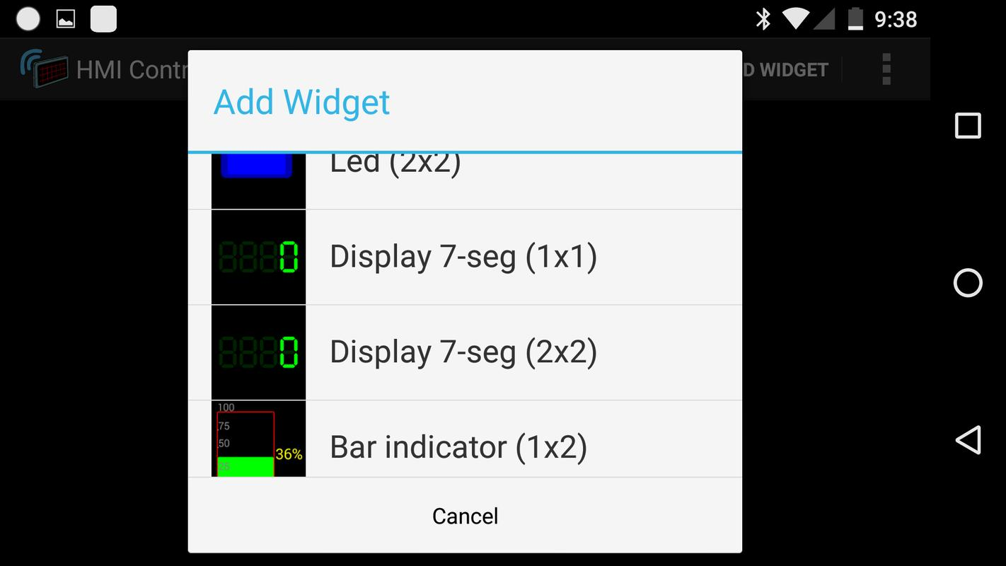 Hmi controller for arduino l apk baixar grátis