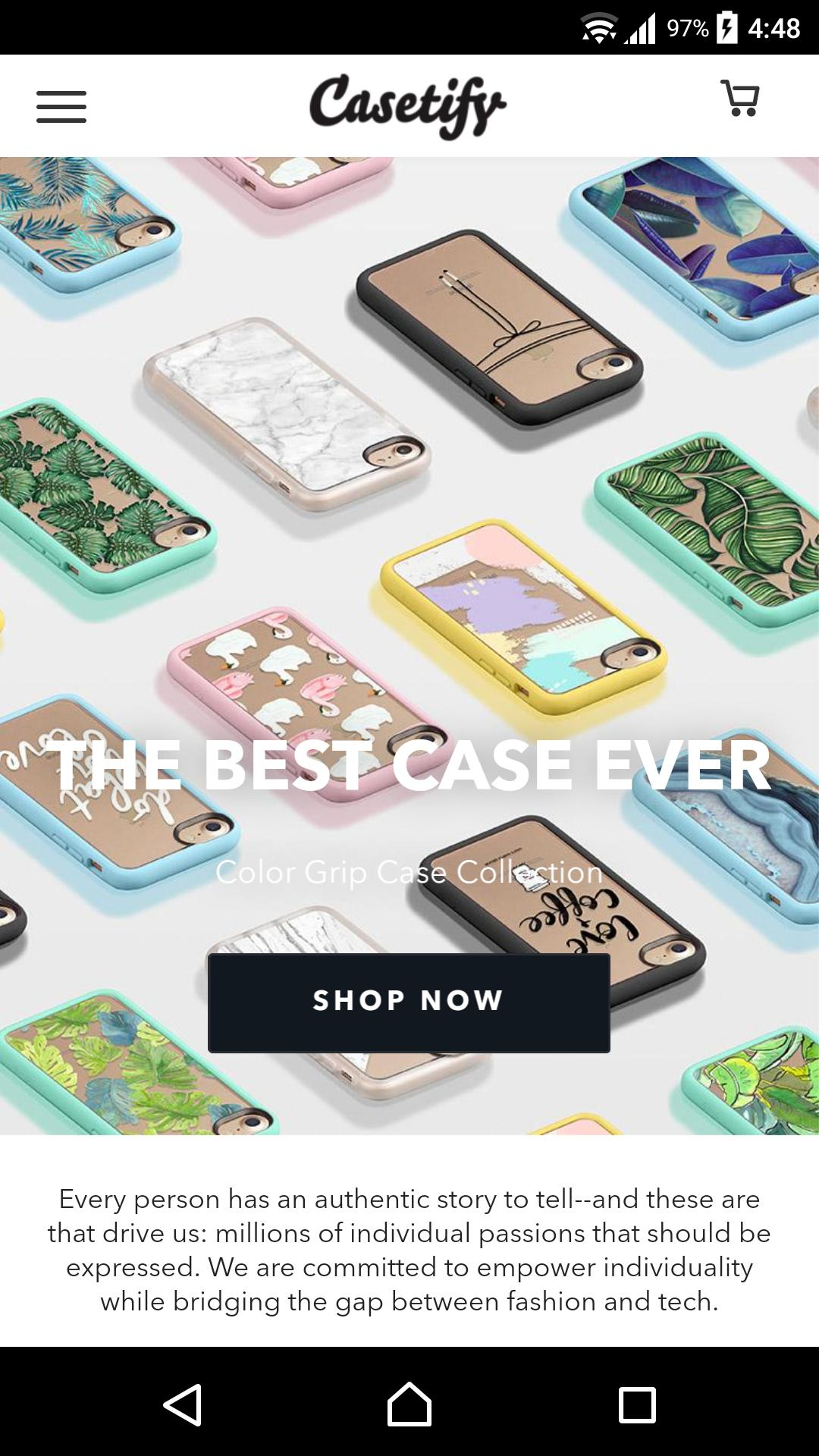 super popular 92500 7bb07 Casetify for Android - APK Download