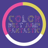 Color best jump fantastic icon