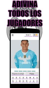 Adivina el jugador... R.Madrid screenshot 3
