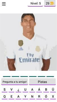 Adivina el jugador... R.Madrid screenshot 7