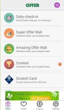 CashSucces apk screenshot