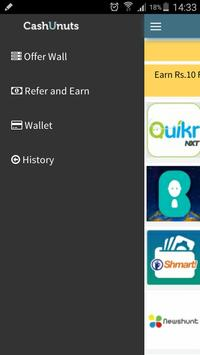 CashUnuts - Earn Free Recharge screenshot 4