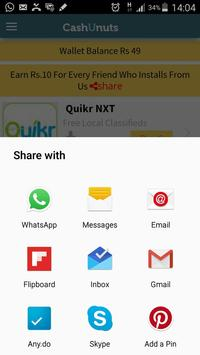 CashUnuts - Earn Free Recharge screenshot 3