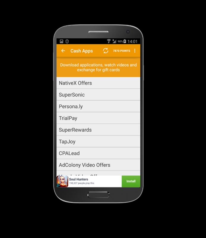 cash apps free gift cards apk download free entertainment app