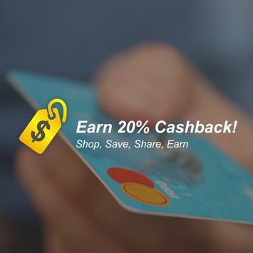 Cashback Reward poster