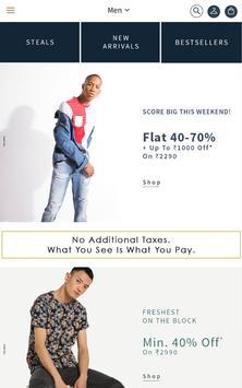 Ajiio Fashion Shopping App screenshot 2
