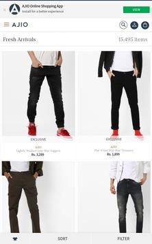 Ajiio Fashion Shopping App screenshot 8