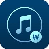 무료음악다운 - 소리바다 무료캐시 충전소, 무료음악듣기, 공짜음악 icon