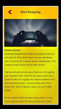 Free Snapchat Tips & Tricks apk screenshot