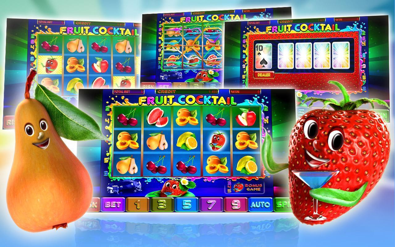 """Картинки по запросу """"Официальный сайт казино Вавада: особенности слота Fruit Cocktail"""""""