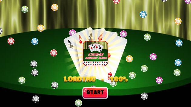games memory gambling