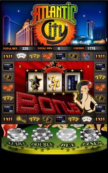 Atlantic City Slot Machine HD apk screenshot
