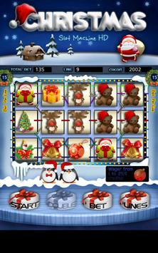 Christmas Slot Machines poster