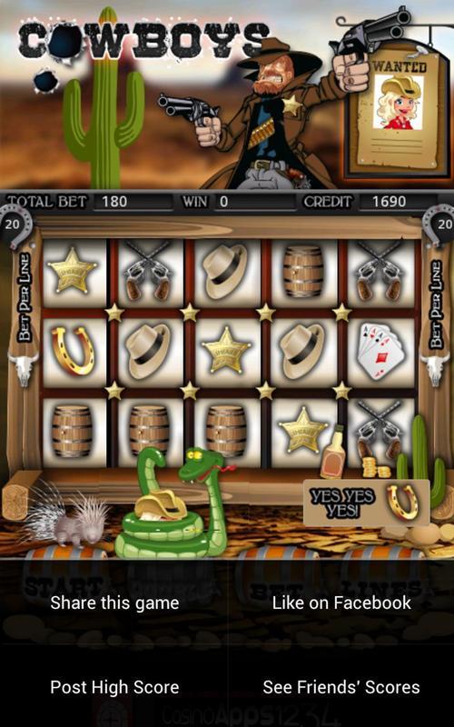 casino apps 1234 splash cowboys slots
