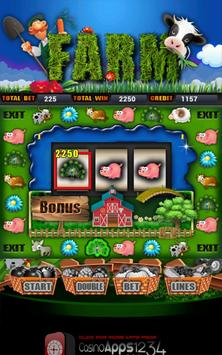 Farm Slot Machine HD screenshot 1