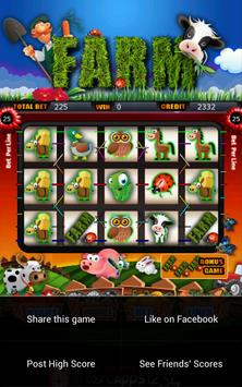 Farm Slot Machine HD screenshot 2