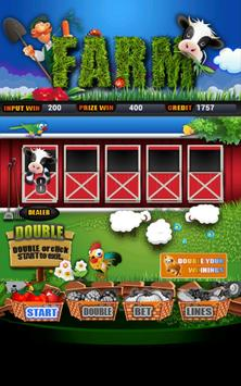 Farm Slot Machine HD screenshot 3
