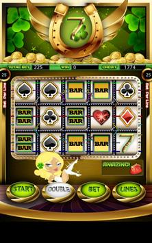 Lucky 7 Slot Machine HD poster