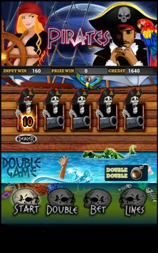 Pirate Slot Machine HD screenshot 1