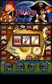 Pirate Slot Machine HD screenshot 2