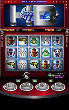 Slot Machines HD poster